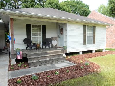 Abbeville Single Family Home For Sale: 203 Landry Drive