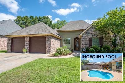 Lafayette Single Family Home For Sale: 116 N Montaubon Drive