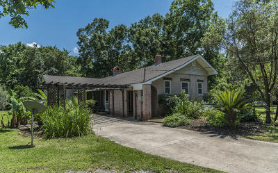 St. Martinville Single Family Home For Sale: 7365 Main