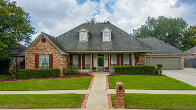 Lafayette Single Family Home For Sale: 303 Doug Drive