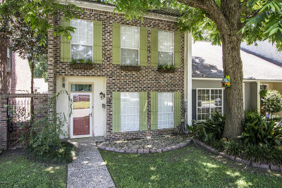 Lafayette Single Family Home For Sale: 219 Cherry Street