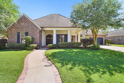 Lafayette Single Family Home For Sale: 209 Isaiah Drive