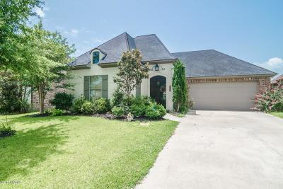 broussard Single Family Home For Sale: 506 Birchview Drive