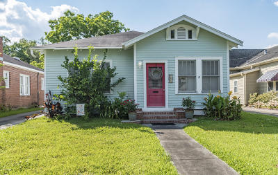New Iberia Single Family Home For Sale: 255 Duperier Avenue