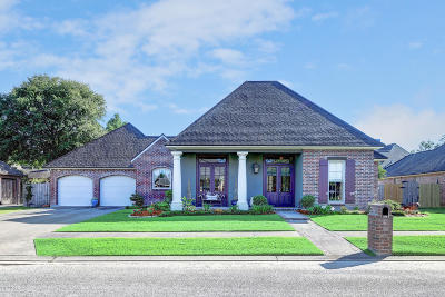 Lafayette Single Family Home For Sale: 111 Loyola Avenue