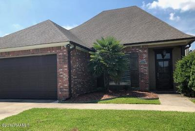 Youngsville Rental For Rent: 102 Fox Creek Drive
