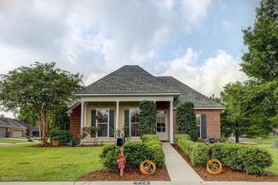 Youngsville Single Family Home For Sale: 718 Copper Meadow Boulevard