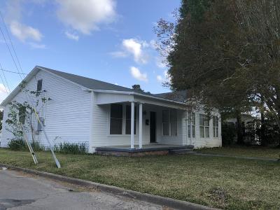 Opelousas Single Family Home For Sale: 414 Rice Lane