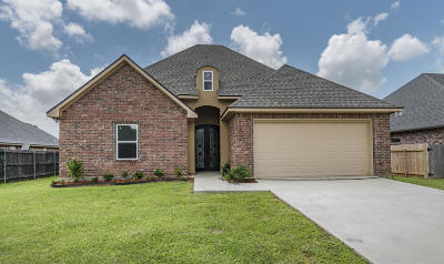 Lafayette Single Family Home For Sale: 622 Wind Haven Lane