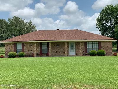Rayne Single Family Home For Sale: 278 Pioneer Lane Lane
