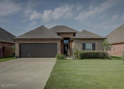 Youngsville Single Family Home For Sale: 312 Clay Ridge Drive