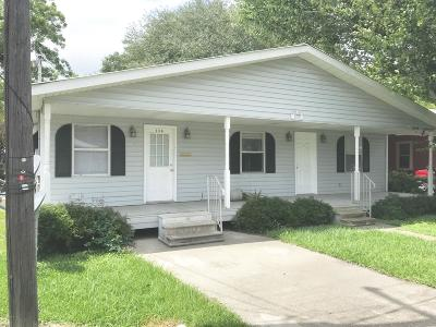 Breaux Bridge Rental For Rent: 246 Blanchard Street