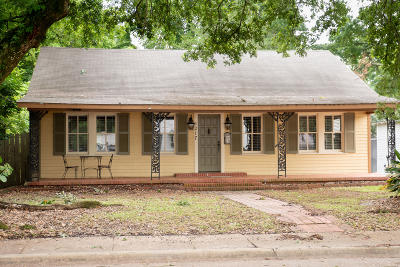 Opelousas Single Family Home For Sale: 1217 S S. Market Street