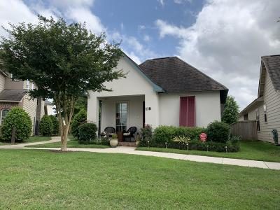 Sugar Mill Pond Single Family Home For Sale: 118 Stonehurst Drive