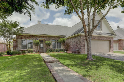 Lafayette Single Family Home For Sale: 112 Summer Morning Court Court