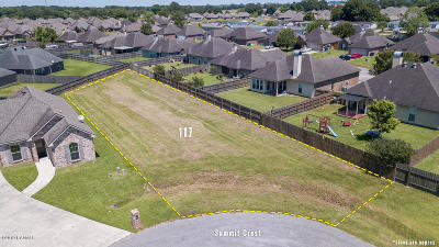 Highland Ridge Residential Lots & Land For Sale: 117 Summit Crest Drive
