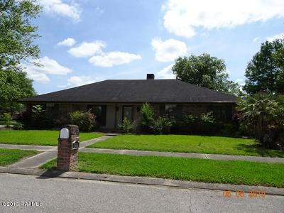 Lafayette Single Family Home For Sale: 108 Passage Drive