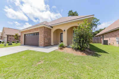 Lafayette Single Family Home For Sale: 222 Rosemary Place
