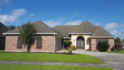 Youngsville Single Family Home For Sale: 107 Crestmont Boulevard Boulevard