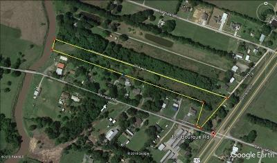 Lafayette Residential Lots & Land For Sale: 100 Blk Bourque Road