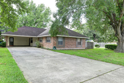 Lafayette Single Family Home For Sale: 600 Gerald Dr Drive