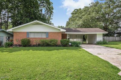 Lafayette Single Family Home For Sale: 109 Alabama Road