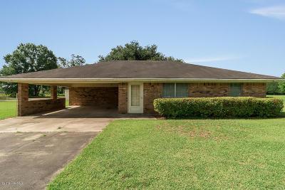 Lafayette Single Family Home For Sale: 600 E Butcher Switch