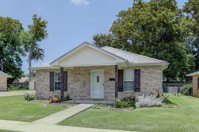 Lafayette Single Family Home For Sale: 146 B Gordon Crocket Drive Drive
