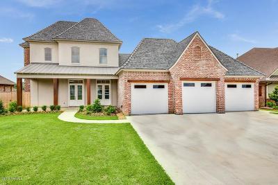 Single Family Home For Sale: 104 Tasvo Trail