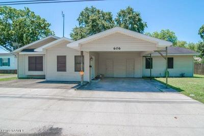 Erath Single Family Home For Sale: 606 E Putnam Street
