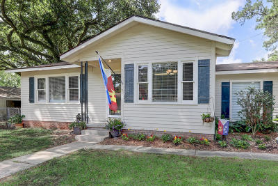 Lafayette Single Family Home For Sale: 114 Indian Mound Road