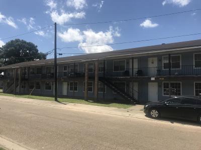 Lafayette Multi Family Home For Sale: 115 W Foch Street