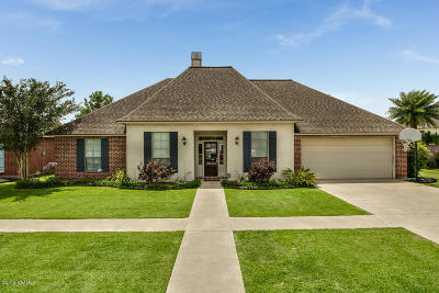 Youngsville Single Family Home For Sale: 107 Field Crest Parkway