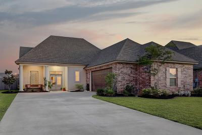 broussard Single Family Home For Sale: 406 Misty Wind Drive