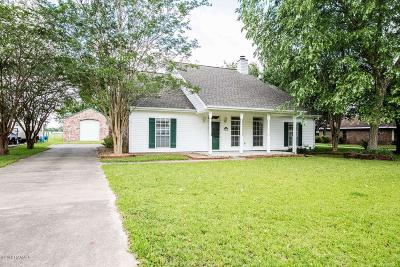 Youngsville Single Family Home For Sale: 113 Thorn Drive