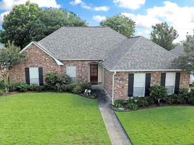 Youngsville Single Family Home For Sale: 107 Cornish Place