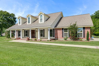 Youngsville Single Family Home For Sale: 119 Countryside Drive Drive