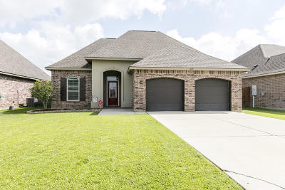 Youngsville Single Family Home For Sale: 309 Clay Ridge Drive