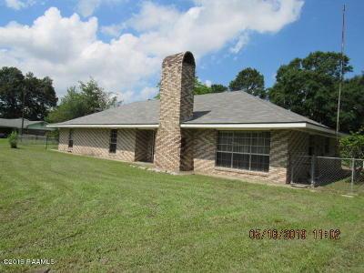 Opelousas Single Family Home For Sale: 1787 La-749