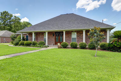 New Iberia Single Family Home For Sale: 98 Estate Drive