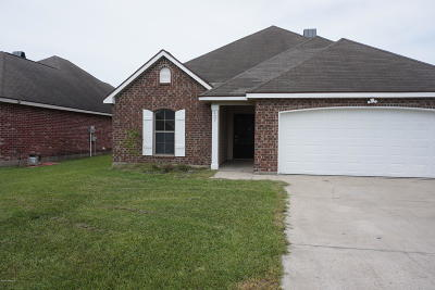 Carencro Single Family Home For Sale: 137 St Fabian Drive