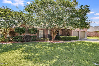 Youngsville Single Family Home For Sale: 415 Mill Pond Drive