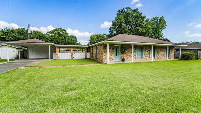 Lafayette LA Single Family Home For Sale: $154,900