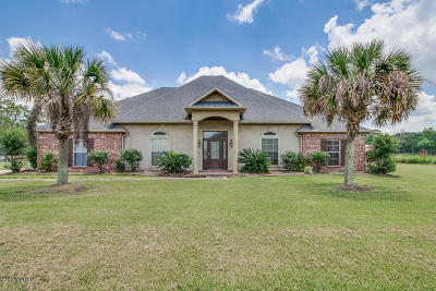 St. Martinville Single Family Home For Sale: 1007 Pecan Ridge Drive