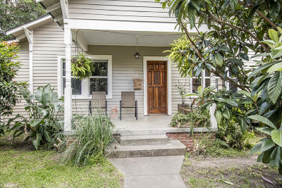 Lafayette Single Family Home For Sale: 305 Cleveland St Street