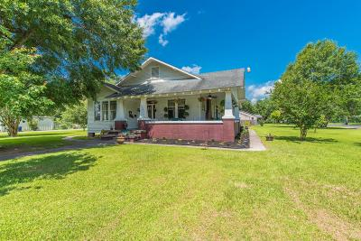 St. Martinville Single Family Home For Sale: 304 Washington Street Street
