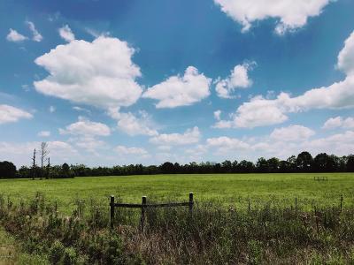 Acadia Parish Farm For Sale: Tbd Albert Venable (Track 2) Road