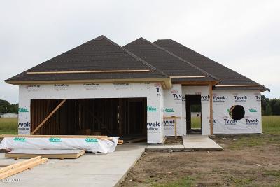 Breaux Bridge Single Family Home For Sale: 48 Hammock Lane