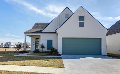 Youngsville Single Family Home For Sale: 218 Santander Drive
