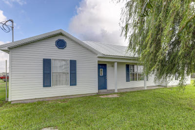 Rayne Single Family Home Active/Contingent: 2193 Quarter Pole Road